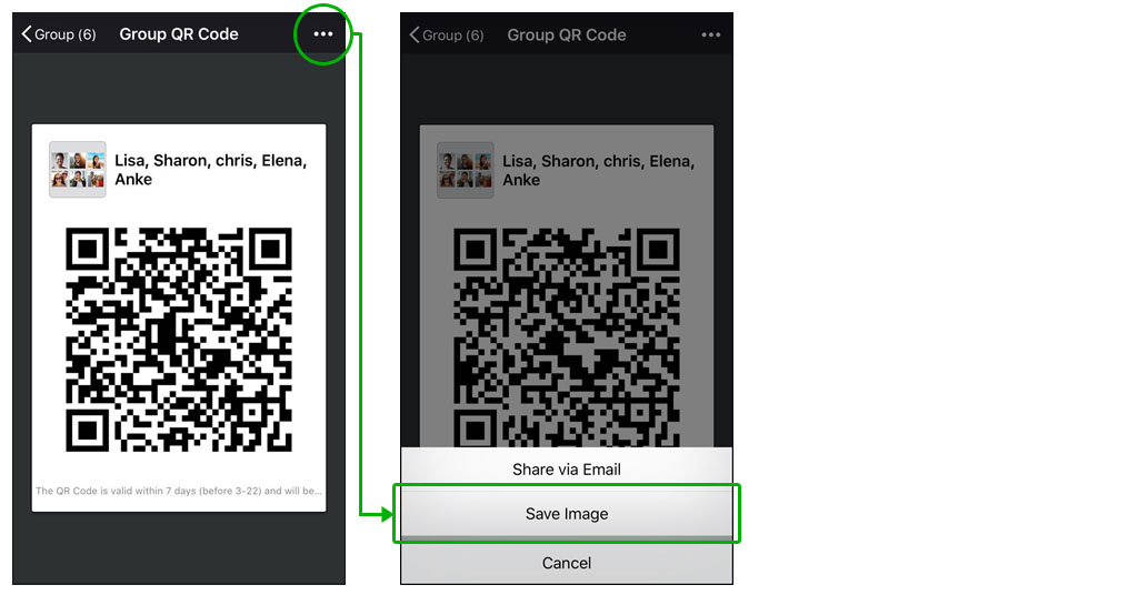 Qr group malaysia gay wechat code How to